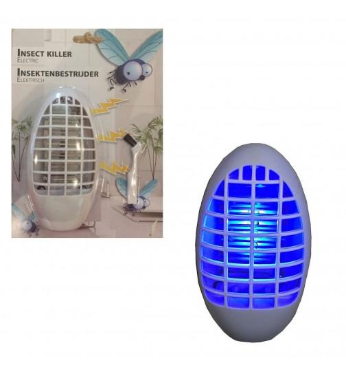 2er Set Muckenstecker Mit Led Licht Ohne Nachfullen Muckenschutz Insektenschutz